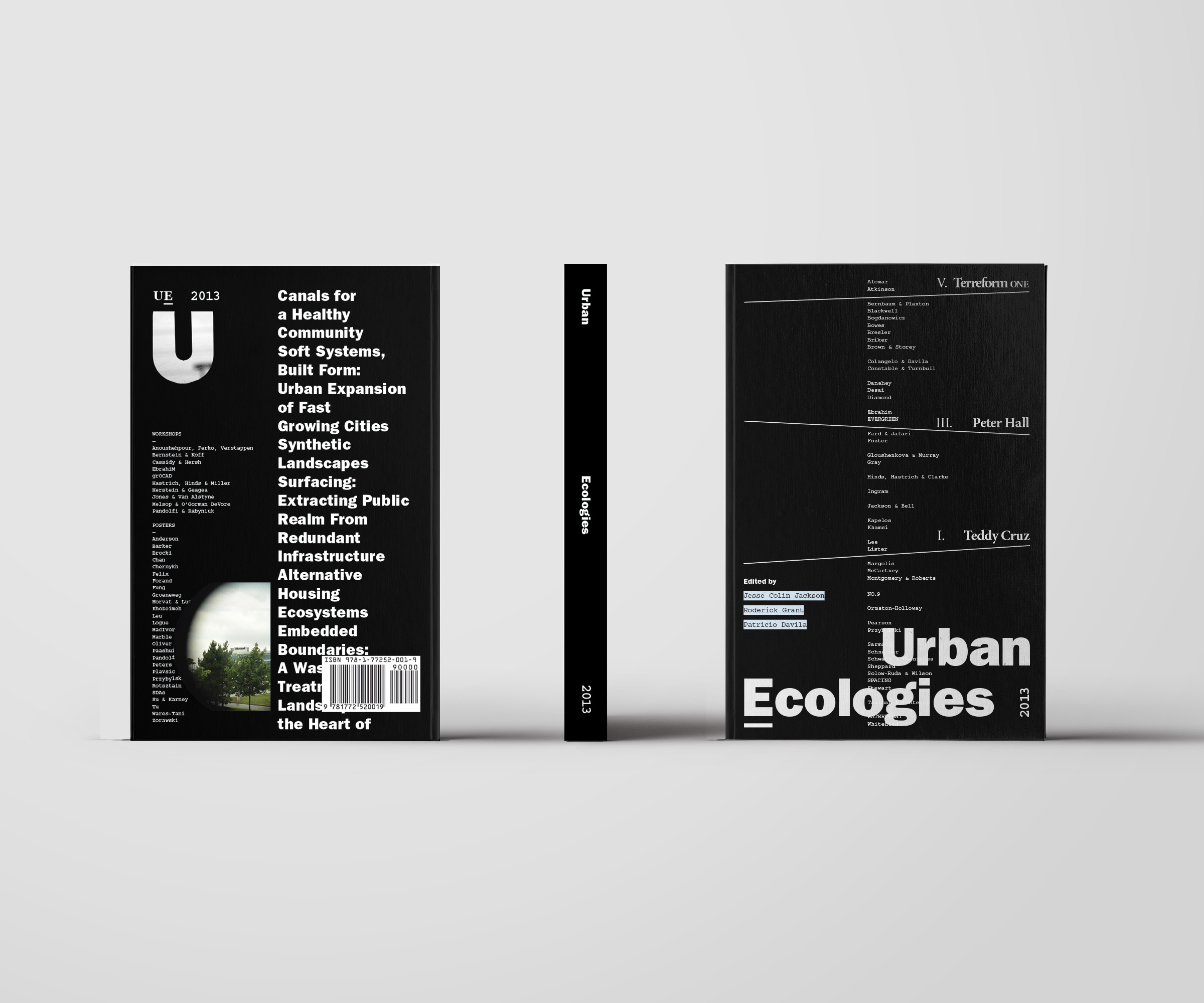 Urban Ecologies Conference, OCAD University, with David Caterini, 2014